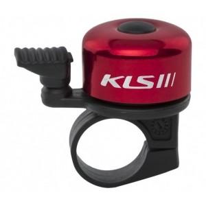 Dzwonek KLS Bang 10 czerwony