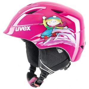 Kask narciarski Uvex...