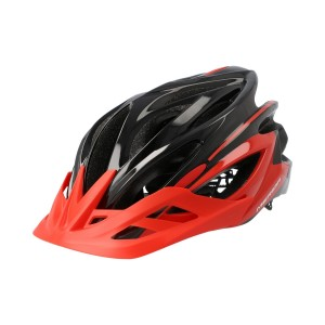 Kask Merida Cosmo Black-Red...