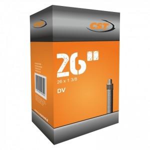 Dętka CST 26X1 3/8 GVMP...
