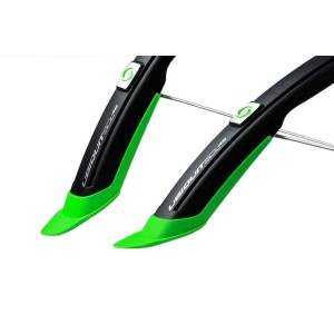 czarny-zielony