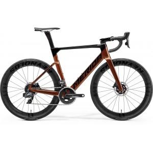 brązowy-czarny