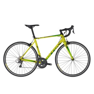 żółty-zielony