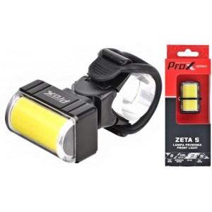 Lampa przód Prox Zeta S LED...