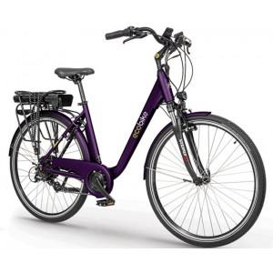Rower miejski elektryczny...