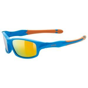 niebiesko-pomarańczowy
